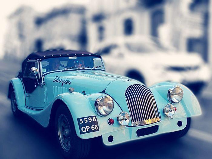 Classic Car Morgancars