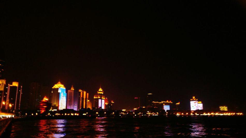 칭다오 Qingdao China 야경 Night Photography Night View First Eyeem Photo