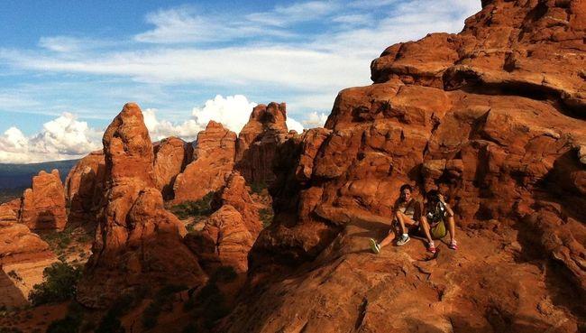 Nature Hiking Rocks