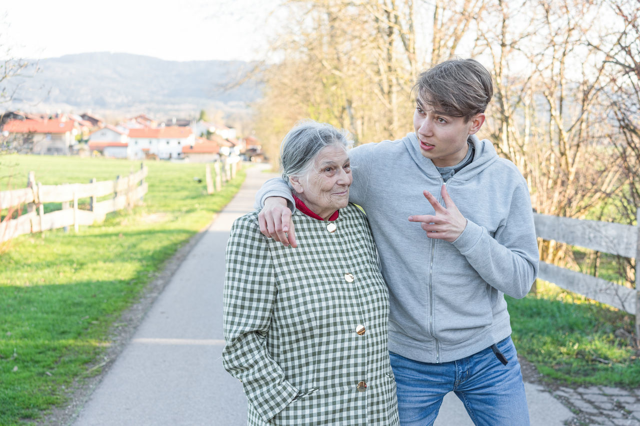 Beautiful stock photos of granny,  18-19 Years,  80 Plus Years,  Adult,  Copy Space