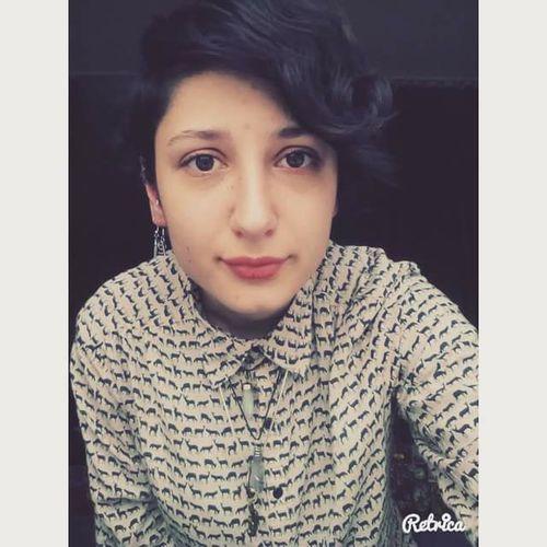 Hello World It`s Me Morning Selfie