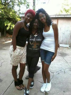 me and my girls!!!!