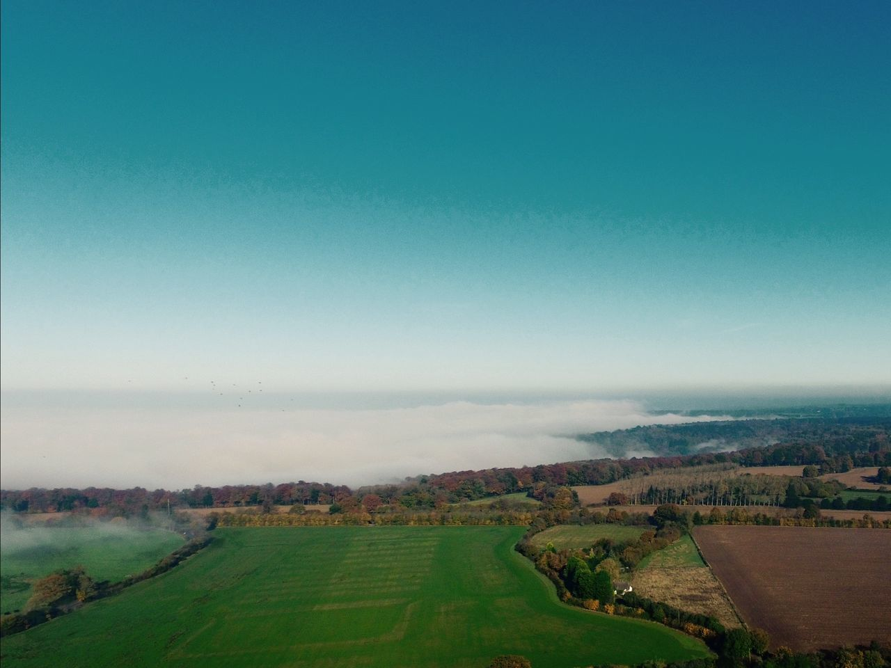 Dronephotography Check This Out Hello World Enjoying Life Taking Photos Landscape Misty Mist Unmanneddrones Capture The Moment Landscapes With WhiteWall