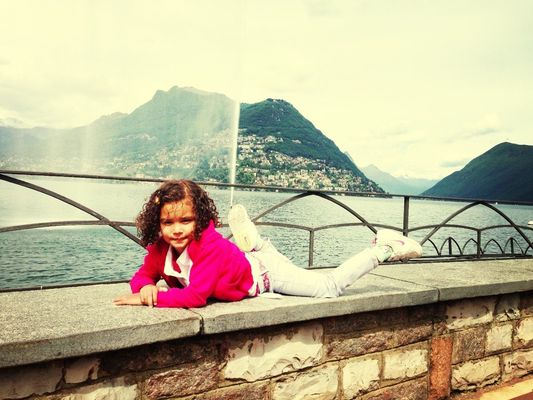 Holiday at Grand Hotel Eden Lugano by Jennifer Yasmin
