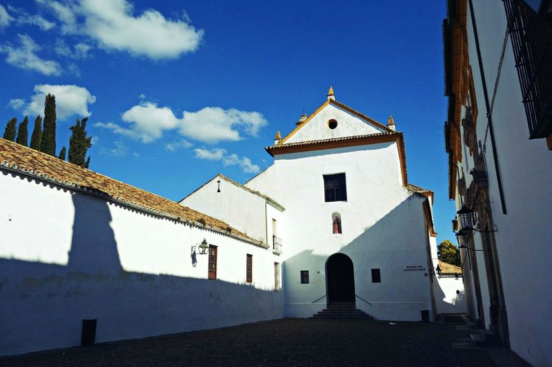Light, shadow and silence Cordoba Spain
