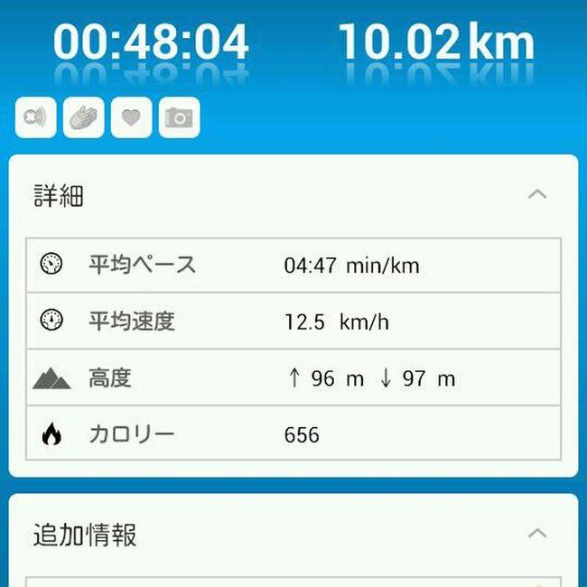 Running Run 100kマラソン挑戦 Runstatic