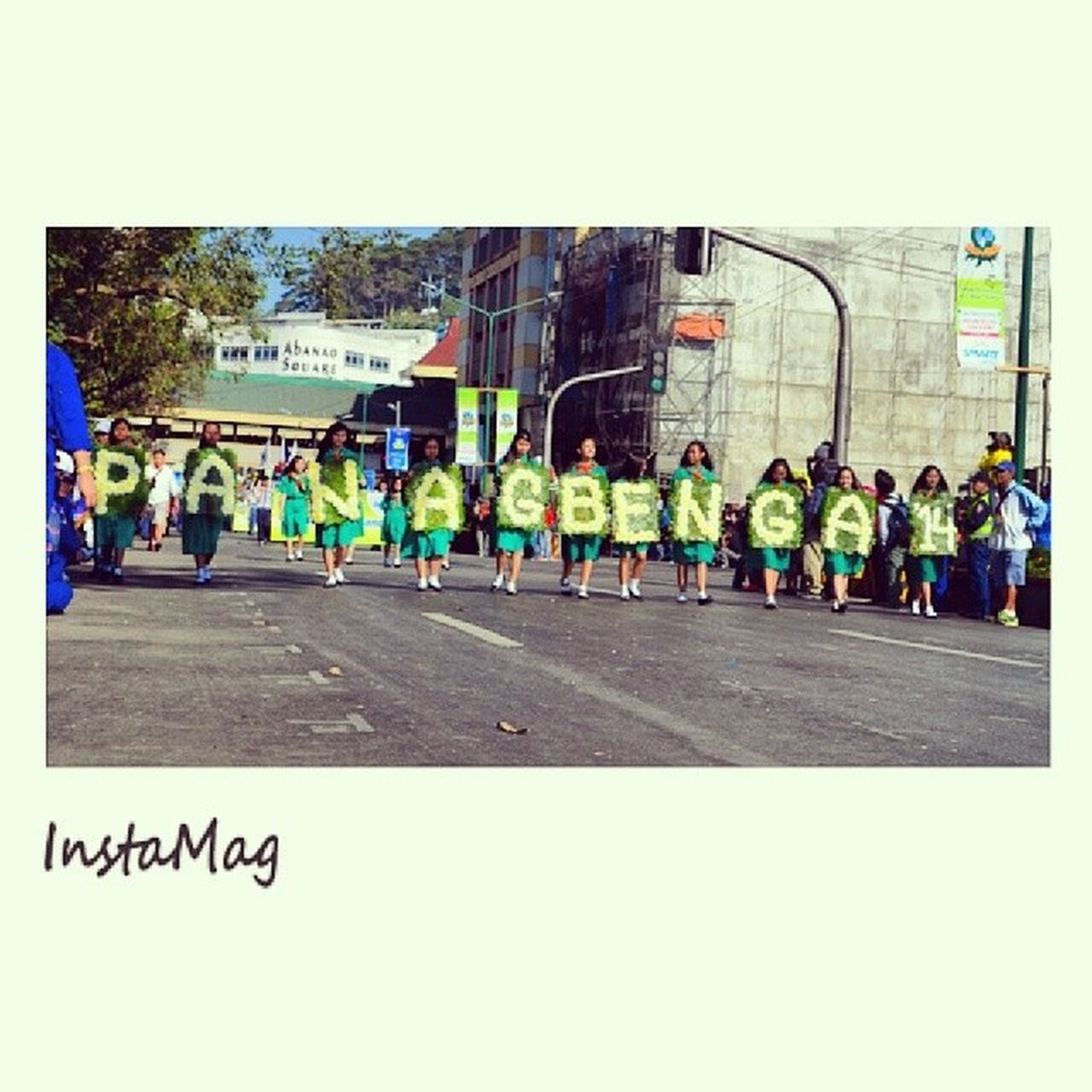 Throwback Panagbenga2014coverage Buhaymasscomm Goodevening