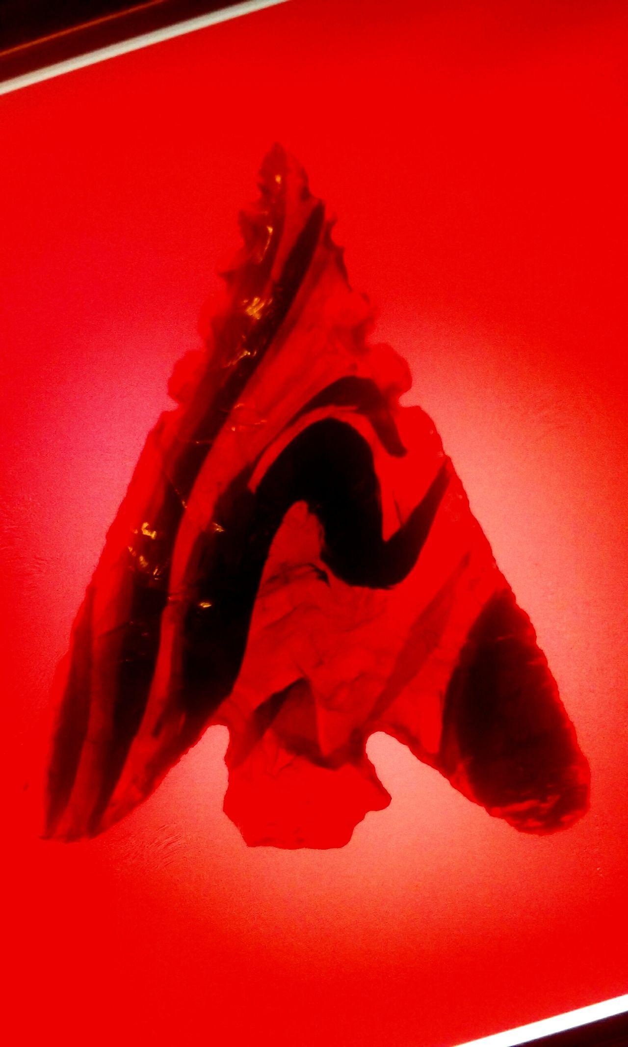 Arrowhead ObsidianLovers Arrowhead Yup Epic Out Of This World Fugazi Tranceparent Specimen