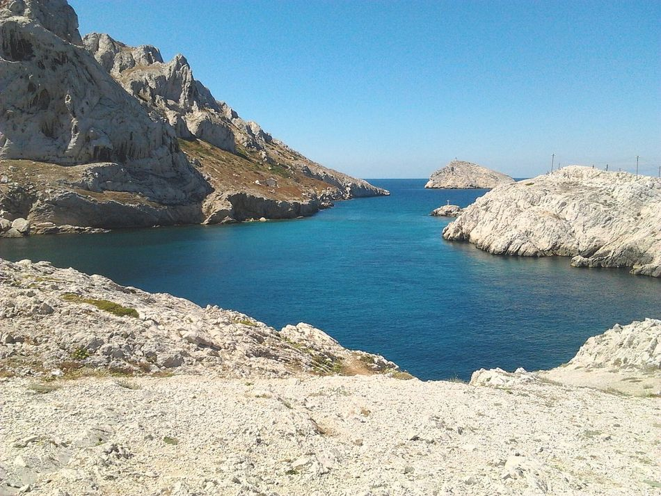 Marseille calanque beautiful ♡☆ First Eyeem Photo