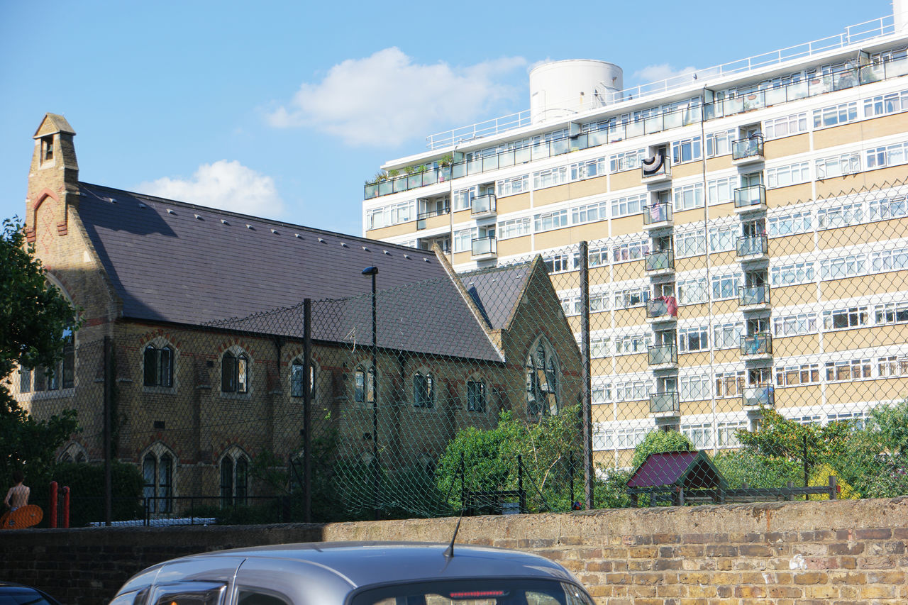 Check This Out Churchill Gardens Council Flats Old And New