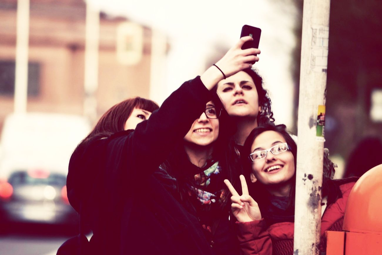 Selfie ✌ Cheese! People People Photography People Watching Around The World Berlin
