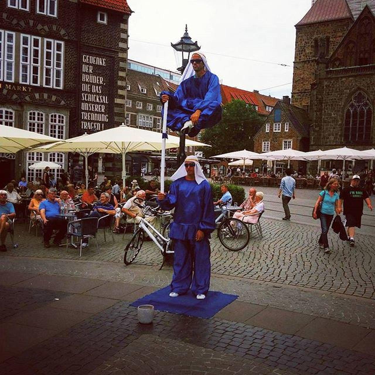 I don't get it Bremen Magictrick Trickster Itsatrick
