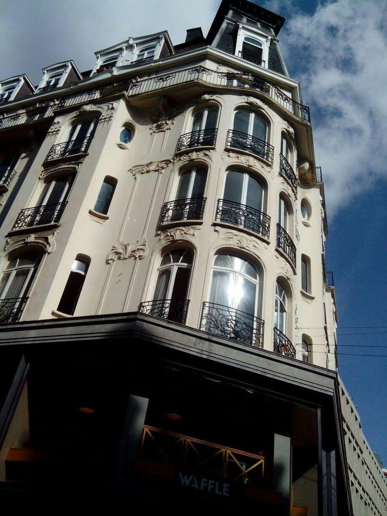 France Urban Geometry Urbanbuilding