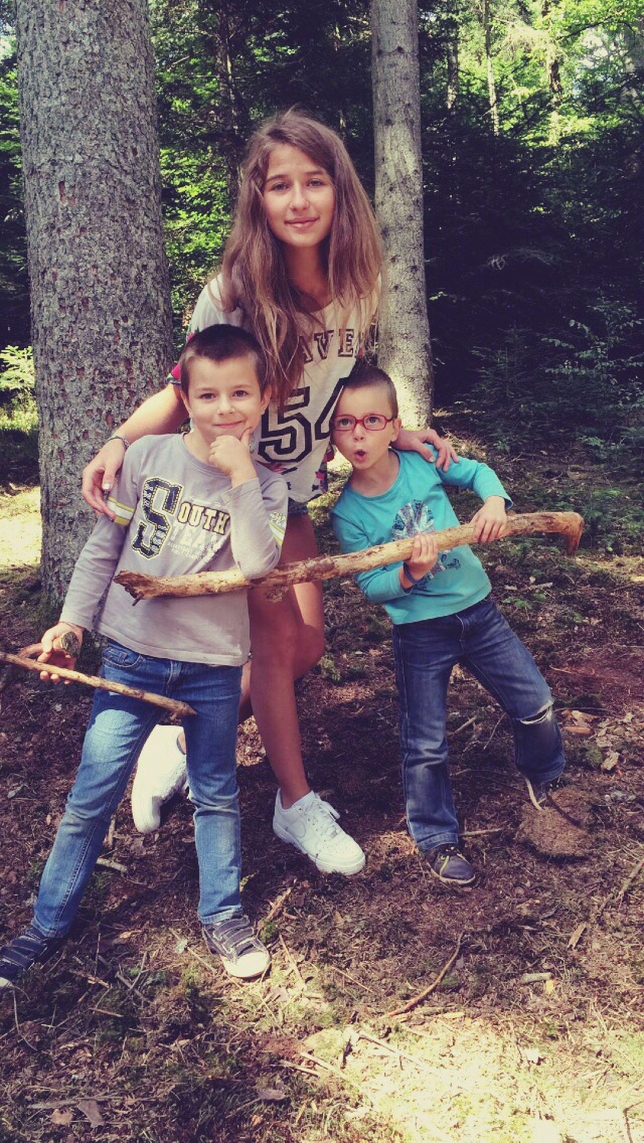 Hello World Forest Bestfamily Love ❤️