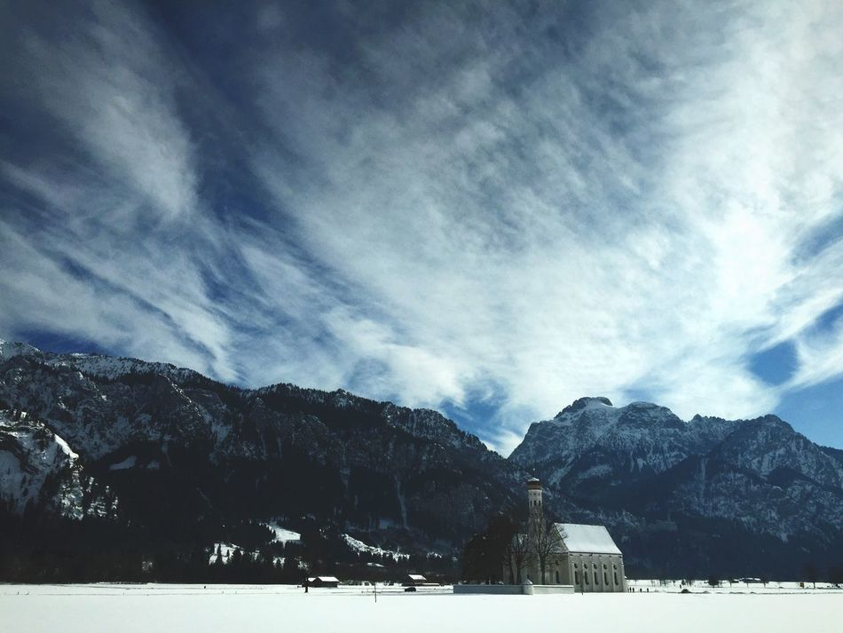 Beautiful stock photos of mountains, Architecture, Atmospheric Mood, Beauty In Nature, Built Structure