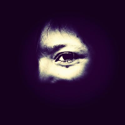 eyes_bnw_friday by DEXTER