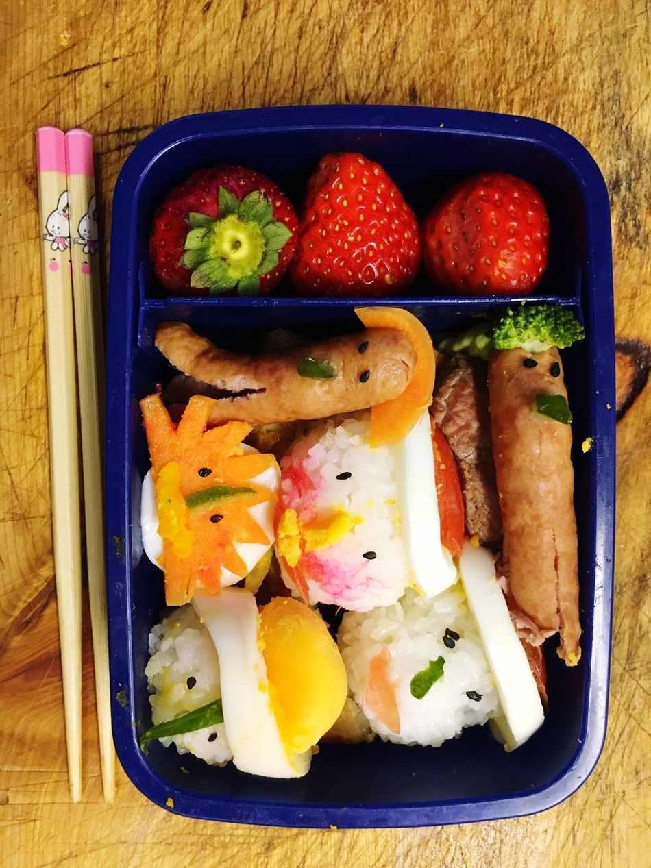 Food Ready-to-eat Lunch Box Kindergarten