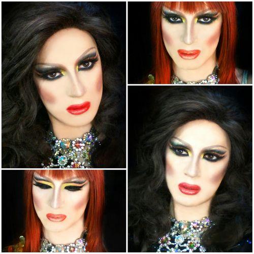 Hello World Makeup Mua Divacrystal www.crystalshow.com.ua