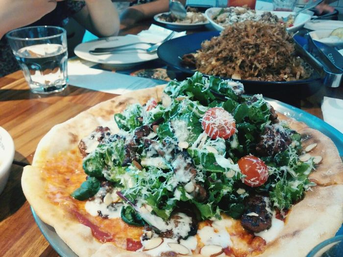 pizza is always right. Pizza Food Restaurant Seoga&Cook