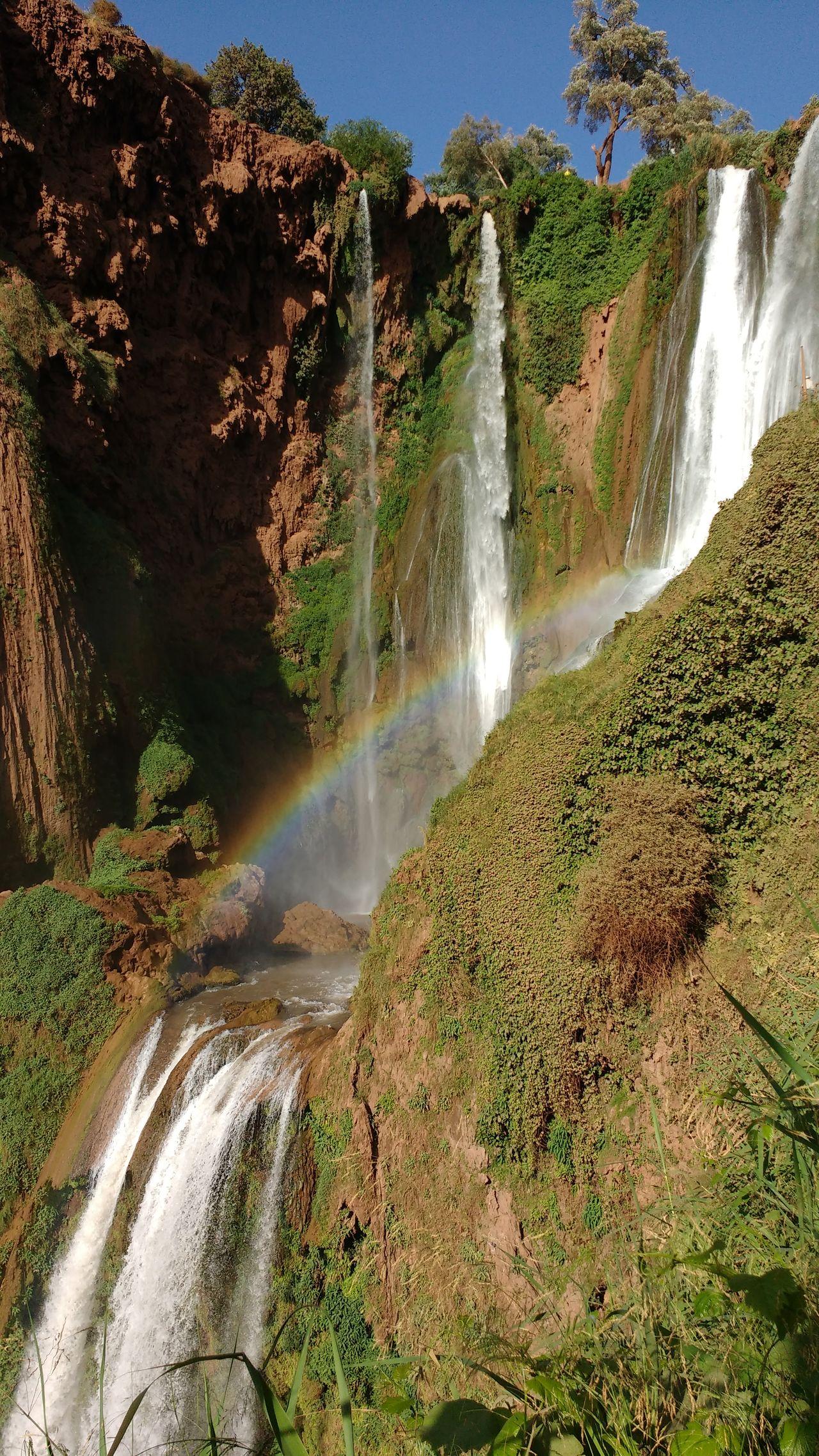 Cascadas De Ouzood Ouzoud Marruecos Ouzoud Falls