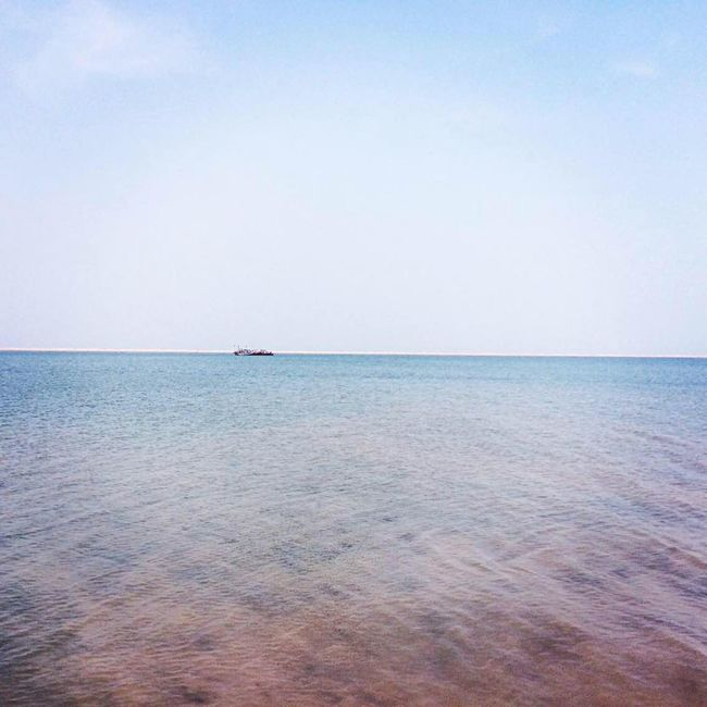 I want to live in the sea Len 冷静