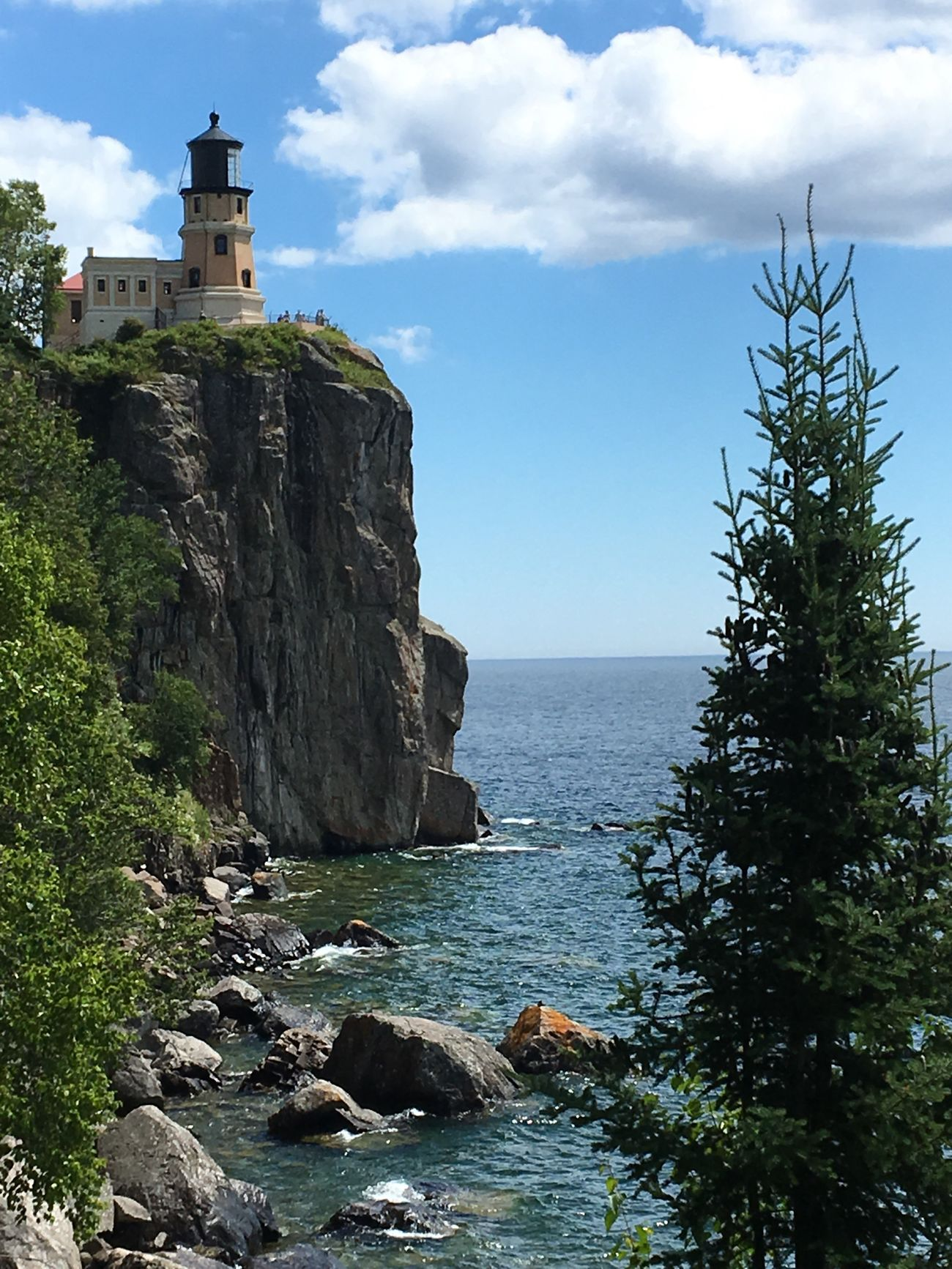Lake Superior Lighthouse