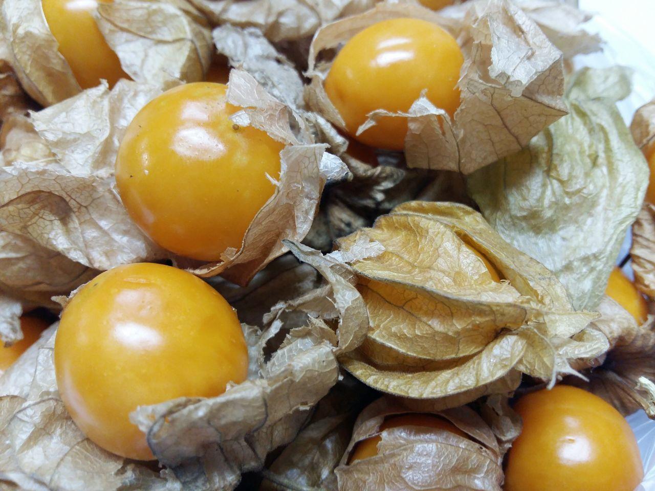 Close-Up Of Gooseberries