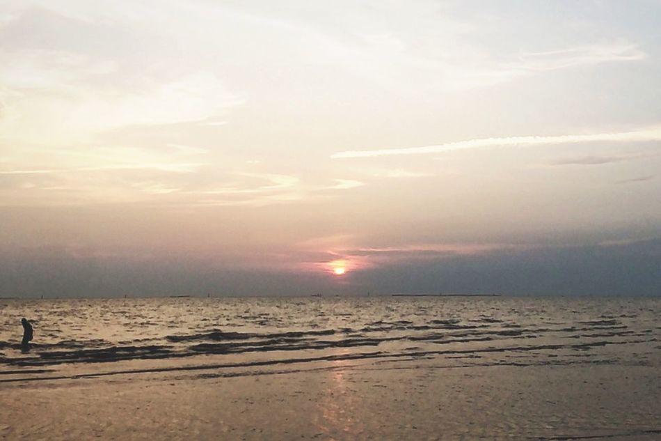 Sunset before my battery die First Eyeem Photo