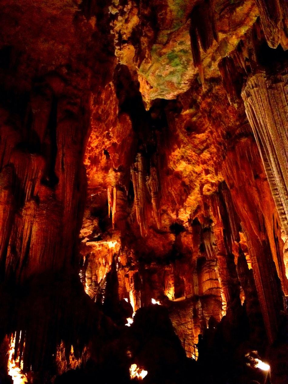 Luray Caverans