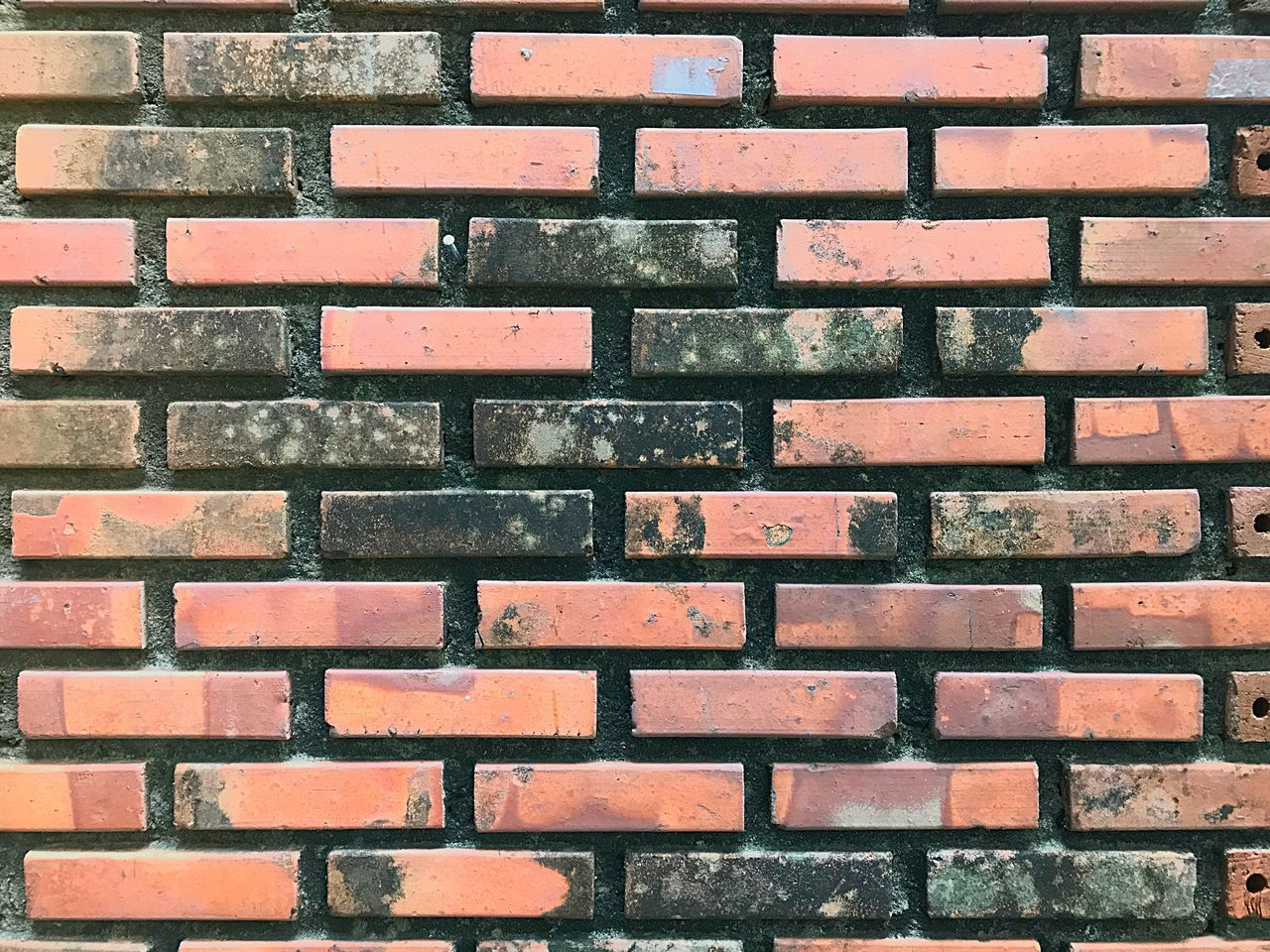 Brick Wall Brick Full Frame Backgrounds No People Architecture Built Structure Day Outdoors Close-up City