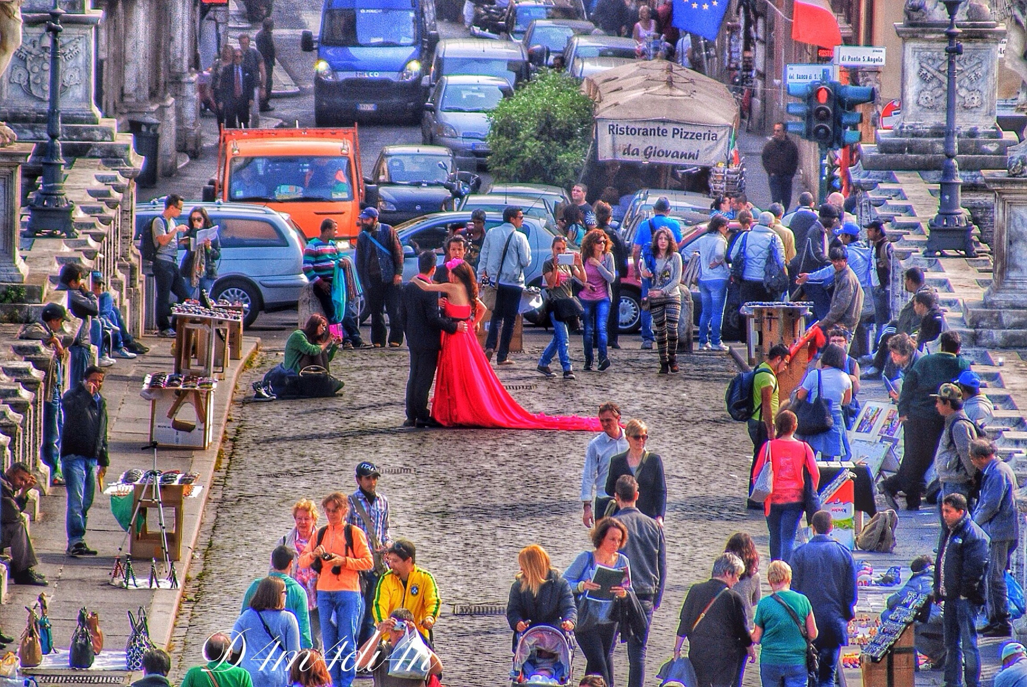 large group of people, men, crowd, person, lifestyles, street, leisure activity, mixed age range, market, city life, celebration, city, walking, market stall, building exterior, street market, traditional festival, built structure, event