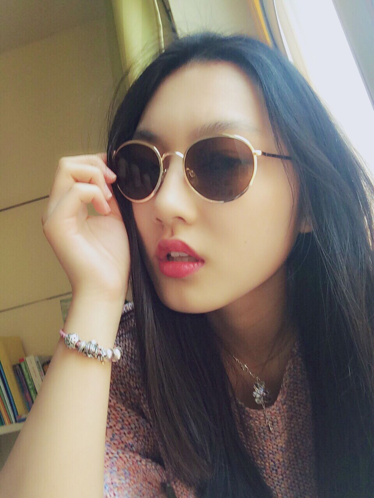 new sunglasses☀️ Taking Photos Selfie Check This Out