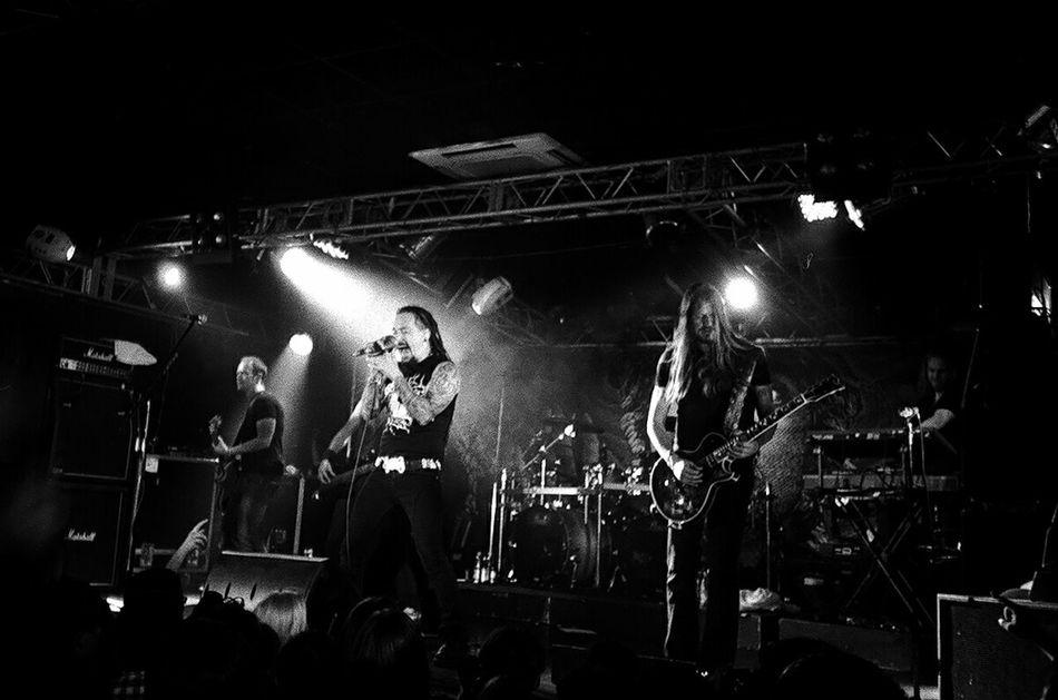 Amorfis Concert Photography Black & White Blackandwhite Photography Film Photography Filmphotography