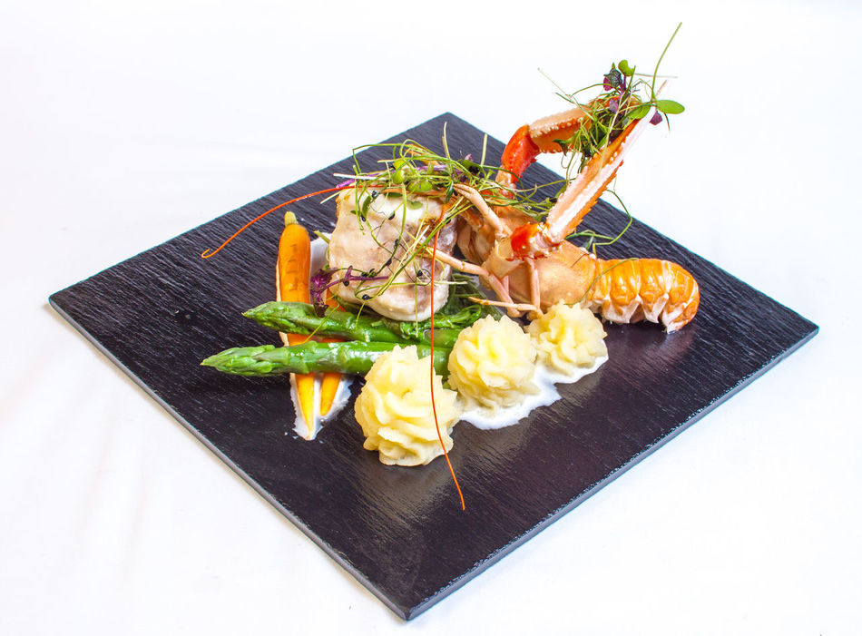 Comida Cooking Dish Eat Food Hospitalitylife Hosteleria Manu Marisco Platos Sea Seafood Vegetable