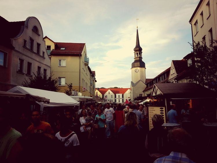 Stadtfest Spremberg Irish Folk