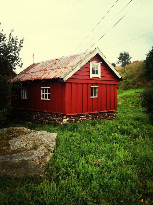 Fedje Old House holiday at Fedje Summer In Norway