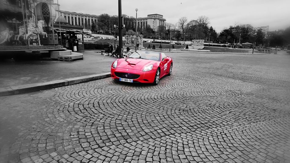 Transportation Car Day Land Vehicle Outdoors No People Sky XperiaZ5 Xperia Z5 First Eyeem Photo XPERIA Young Adult Sony Xperia Photography. Ferari Cars Paris