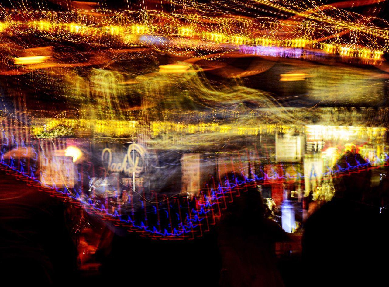 Fortunate Mistake Shaky Cam Light Trails Trails Eye4photography  Bar