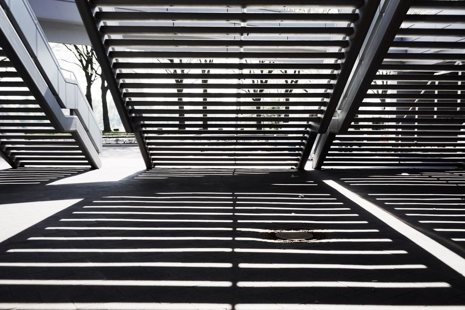 Pattern Steps And Staircases Indoors  Staircase Day Steps No People Built Structure Architecture Close-up