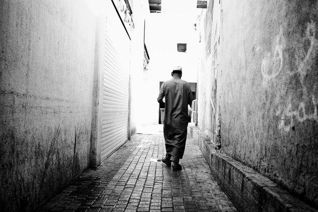 Old neighbourhoods. Kuwait. Streetphotography Leica