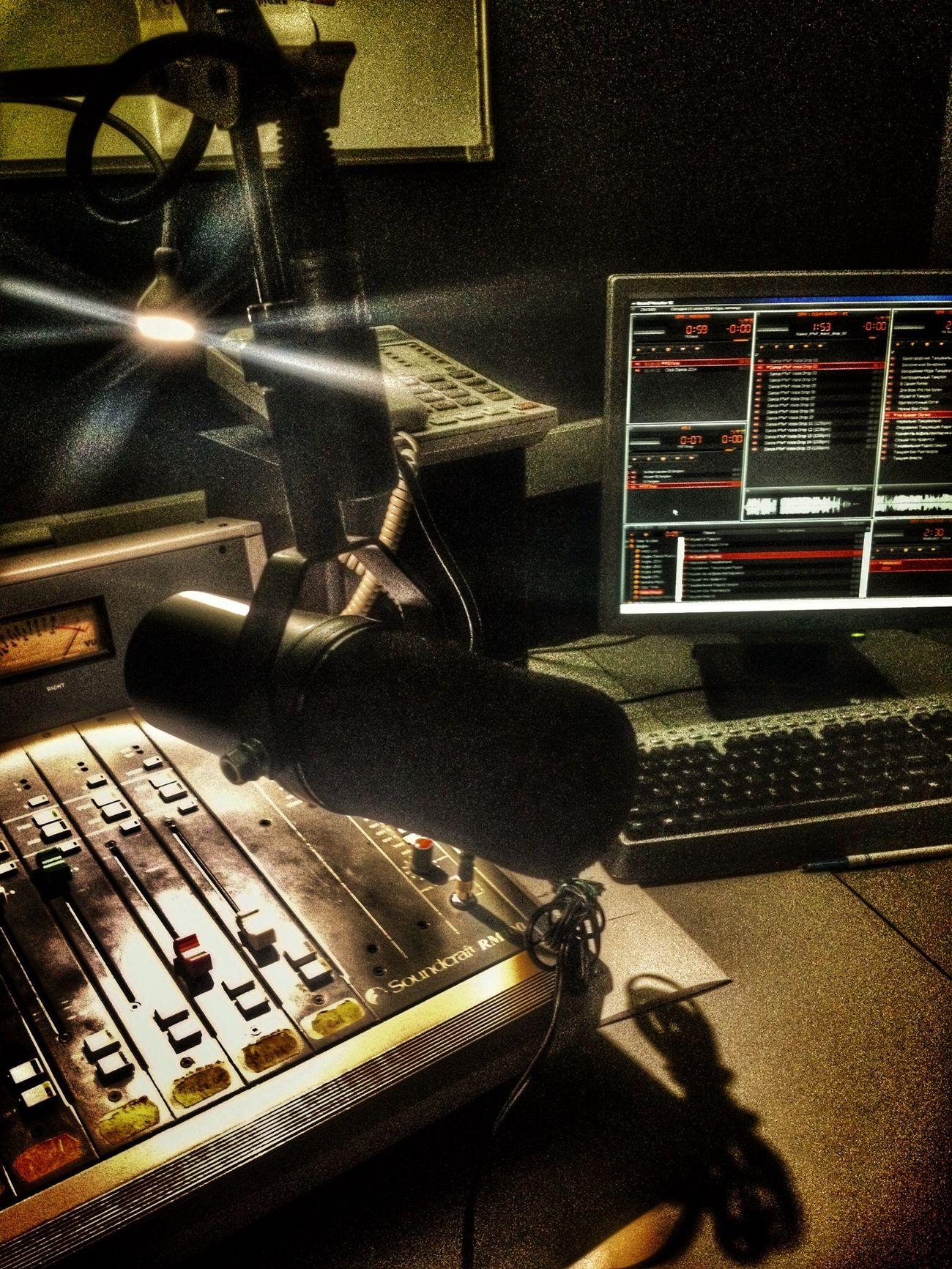 DFM RadioStation FreeSoundLive DFM-Voronezh 104.3 FM Studio