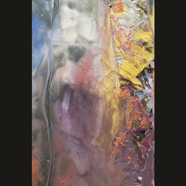 """David Bowie appears in one of my new paintings (intuitive art)!!!! See his last song """"Lazarus"""" This is not a joke!!! See my gallery for the whole painting...i'm so glad!!! Hi! Check This Out Hello World News Feeling Thankful Feeling Blessed My Art, My Soul... Intuitive Art EyeEm Gallery Artgallery Schilderij  Eyem Gallery Appearence David Bowie David Bowie Dedication My Favorite Photo PaintingStyle Paintings The Photojournalist - 2016 EyeEm Awards"""