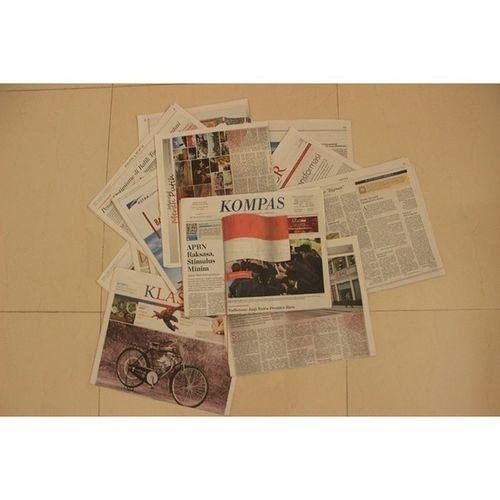 Ragam berita, satu tujuan. Memajukan Indonesia dengan berita. Rayakan Hari Kemerdekaan Indonesia ke 69. Dirgahayu Kemerdekaan Indonesia. Jaya Bhinneka Tunggal Ika! Kibarkanbenderamu Kompasmuda Kompas