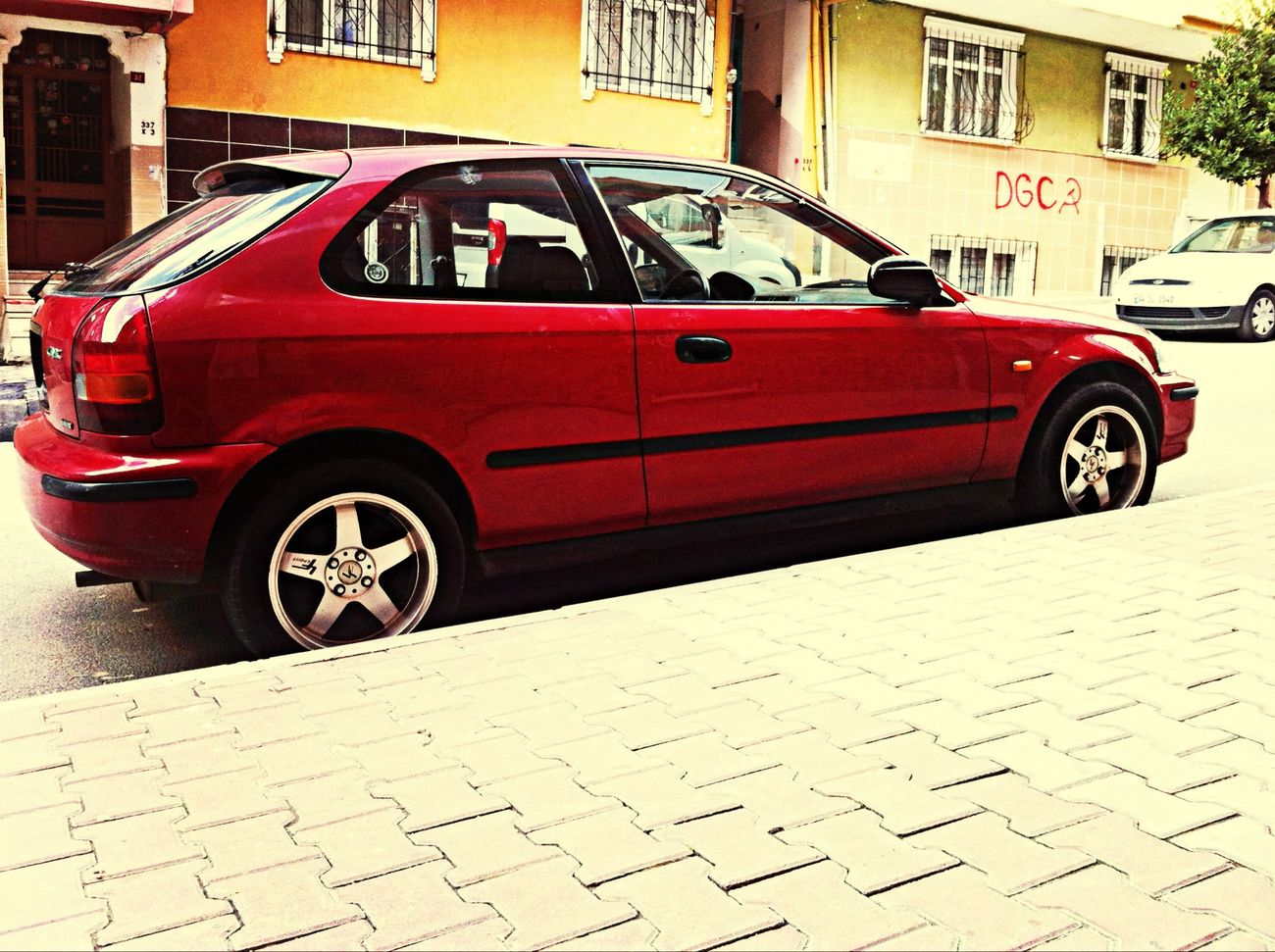 my car my world :)