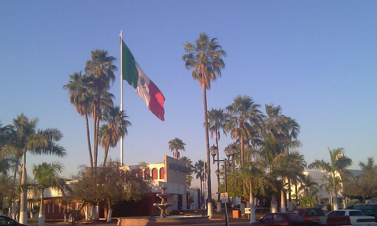 Plaza 5 de Mayo - Navojoa, Sonora, México. Sonora Navojoa Plaza 5 De Mayo Perla Del Mayo Mexico