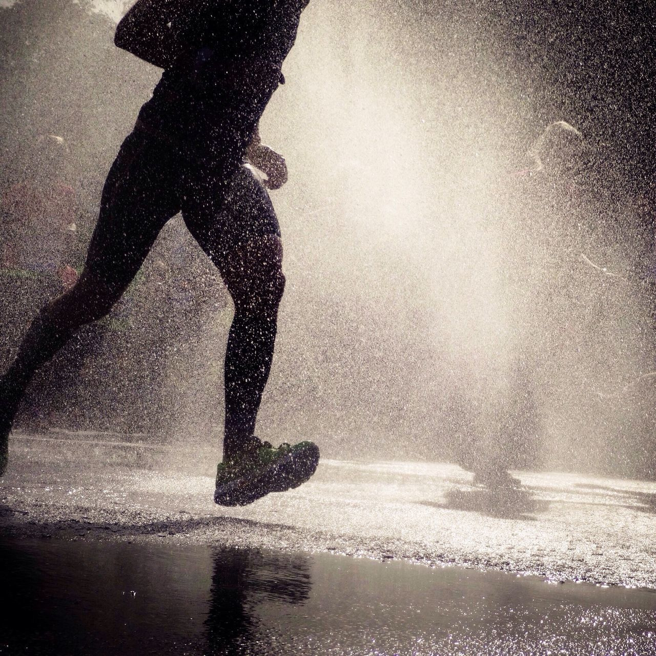 Beautiful stock photos of shower, Auto Post Production Filter, Backlit, Healthy Lifestyle, Jogging