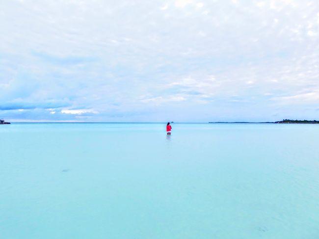 Sapidilla Bay Selected For Premium Selected For Premium. Turquoise Colored Turquoise Water Turquoise Turks And Caicos Islands Turks And Caicos Turksandcaicos Turks Woman Standing Standing In Water