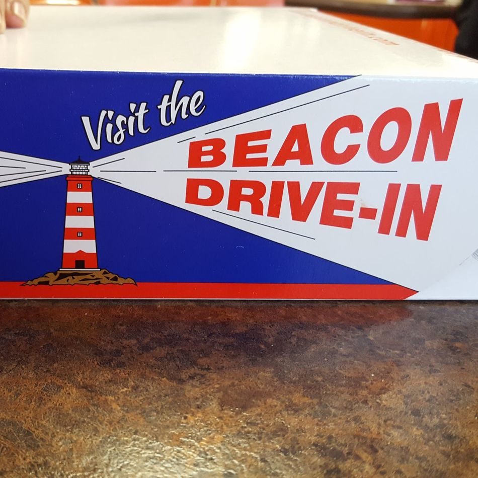 Visit The Beacon Red Text Communication No People Outdoors Day Close-up Come Get Some Food Porn Good Food Love Where You Live Historic Spartanburg, SC Beacon Drive In Love My Life
