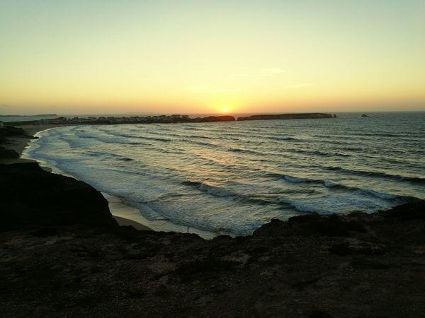 Sunset pôr-do-sol portugal