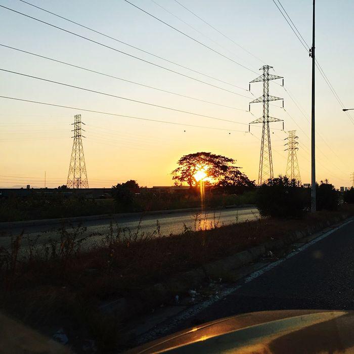 Sunset of Maracay Sunsets